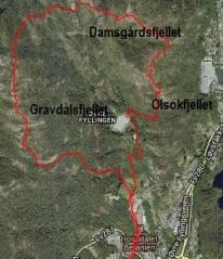 Damsgårdsfjellet