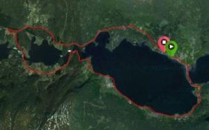 Hestadfjorden rundt 140315